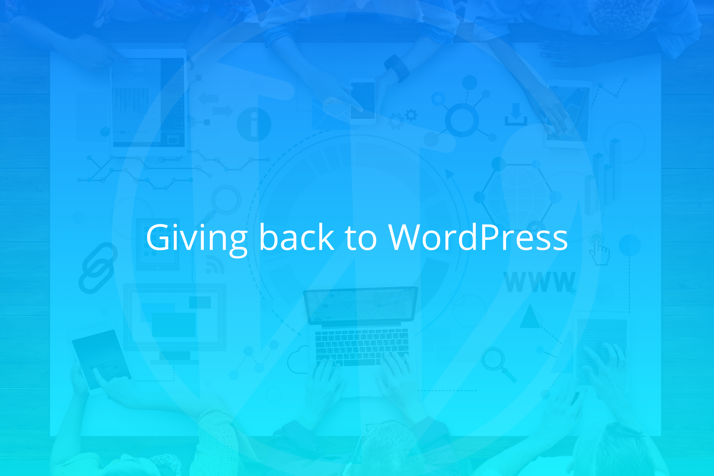 Multidots' Contributions to WordPress: Because Giving away is the way to make a Technology Powerful!