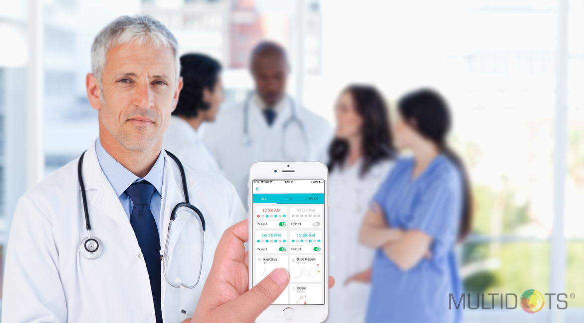 Mobile apps and pathology—how diagnostics is leveraging technology to create a better doctor-patient ecosystem.