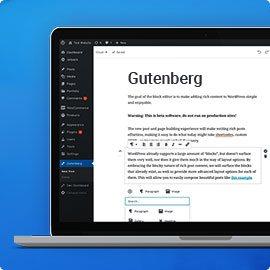 WordPress New Avatar – Gutenberg